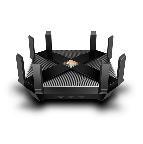 Tp-Link AX6000 Next-Gen Wi-Fi Router (Archer AX6000) | 802.11ax Wi-Fi | Fast. High Efficiency | Works with Alexa