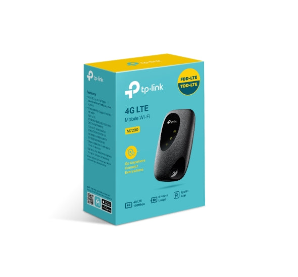 TP-Link 4G LTE Mobile Wi-Fi (M7200)