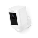 Ring Spotlight Cam Battery HD Security Camera with Built Two-Way Talk and a Siren Alarm, Works with Alexa