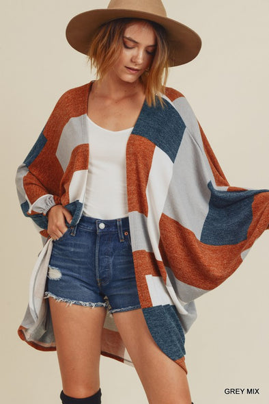 Block Party Cardigan