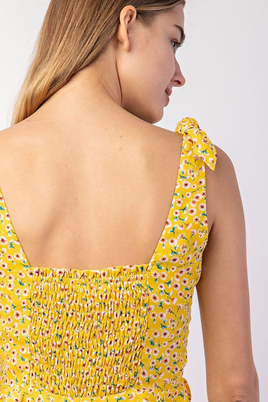 I Dream of Daisies Top