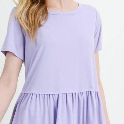 Must Have Modal Top - Lilac