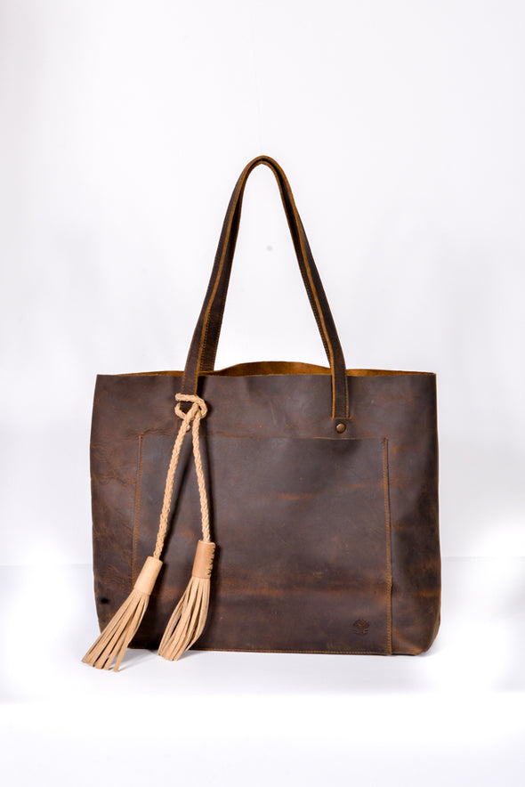 Oak River Simple Tote