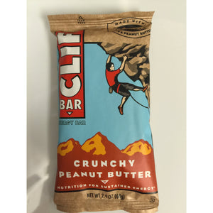 Clifbar Peanut Butter 68G
