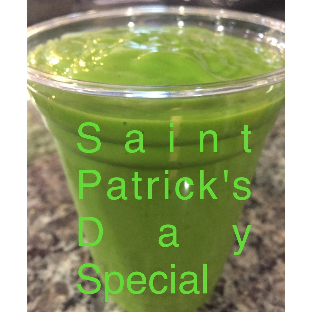Saint Patrick's Day Special