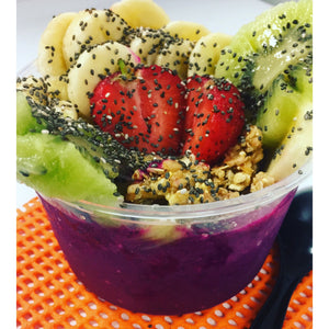 TropicalPitaya Bowl