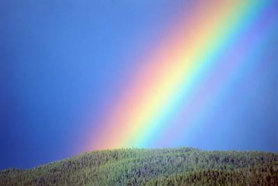 ROYGBIV, Rainbows & a Little Girl Dreaming in Color