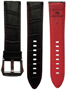 Calf Leather - Croc Pattern R2