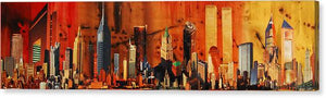 City Life - Canvas Print