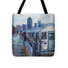 Load image into Gallery viewer, 2 Train - Tote Bag