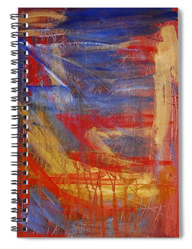 Untitled 2 - Spiral Notebook