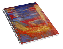 Load image into Gallery viewer, Untitled 2 - Spiral Notebook