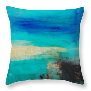 Untitled 4 - Throw Pillow