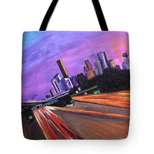 Load image into Gallery viewer, A French View of Houston - Tote Bag