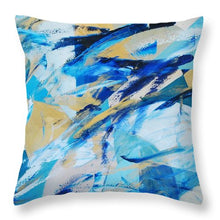 Load image into Gallery viewer, Abstracted Geometry - Throw Pillow
