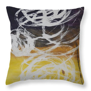 Aprendiendo - Throw Pillow