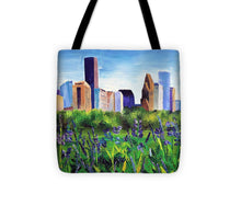 Load image into Gallery viewer, Bayou Bells - Tote Bag