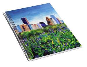 Bayou Bells - Spiral Notebook
