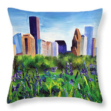 Load image into Gallery viewer, Bayou Bells - Throw Pillow
