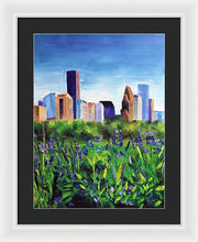 Load image into Gallery viewer, Bayou Bells - Framed Print