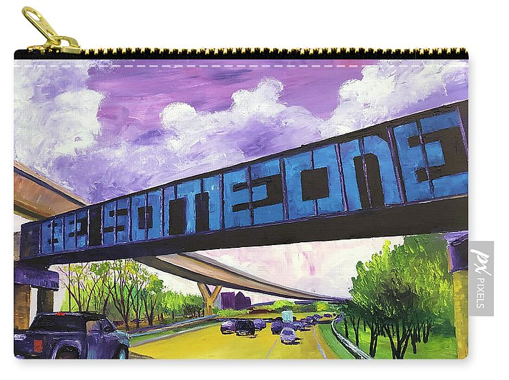Be Someone II - Carry-All Pouch