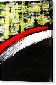 City of Speed - Canvas Print
