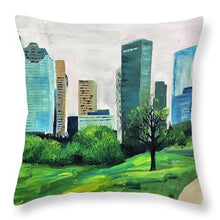 Load image into Gallery viewer, Cool Cool Bayou - Throw Pillow