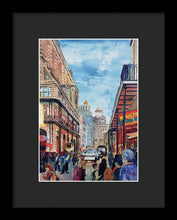 Load image into Gallery viewer, Down In The Quarters - Framed Print