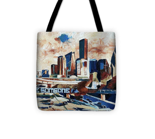 Dreams of Being Someone - Tote Bag