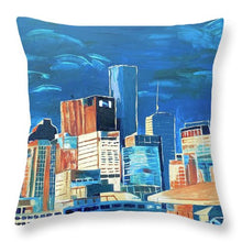 Load image into Gallery viewer, Dreams of Houston - Throw Pillow