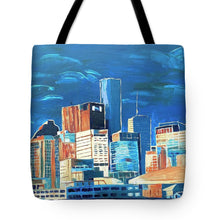 Load image into Gallery viewer, Dreams of Houston - Tote Bag