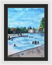 Load image into Gallery viewer, Emancipation Park - Framed Print