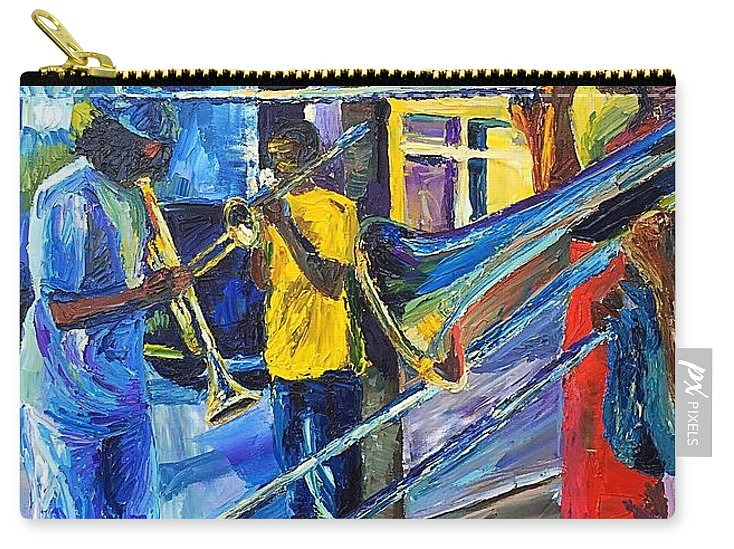 Frenchmen St., New Orleans - Carry-All Pouch