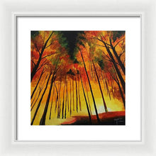 Load image into Gallery viewer, Fuego - Framed Print