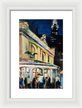 Load image into Gallery viewer, Grand Central Station - Framed Print