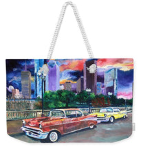 Load image into Gallery viewer, H-Town Rollin - Weekender Tote Bag