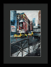 Load image into Gallery viewer, Herald Square - Framed Print