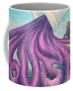 Houston Purple Pour - Mug