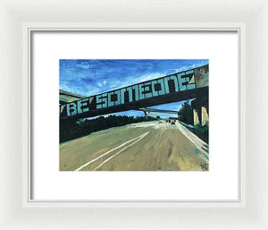Houston's Icon - Framed Print