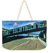 Load image into Gallery viewer, Houston's Icon - Weekender Tote Bag