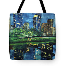 Load image into Gallery viewer, Houston's Reflections - Tote Bag