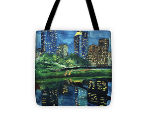 Houston's Reflections - Tote Bag