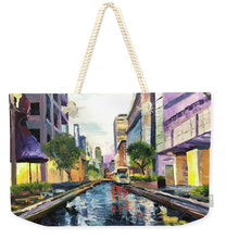 Load image into Gallery viewer, Main Street Square - Weekender Tote Bag