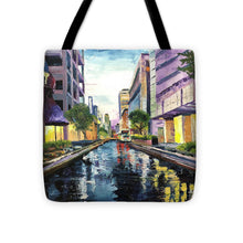 Load image into Gallery viewer, Main Street Square - Tote Bag