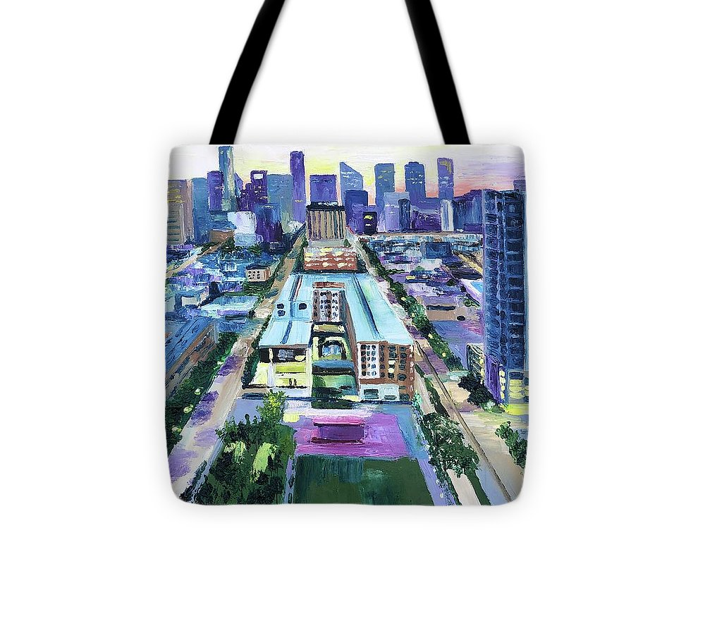 Midtown HOU - Tote Bag