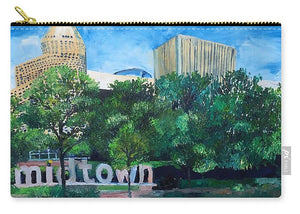 Midtown Skyline - Carry-All Pouch