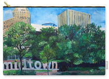 Load image into Gallery viewer, Midtown Skyline - Carry-All Pouch