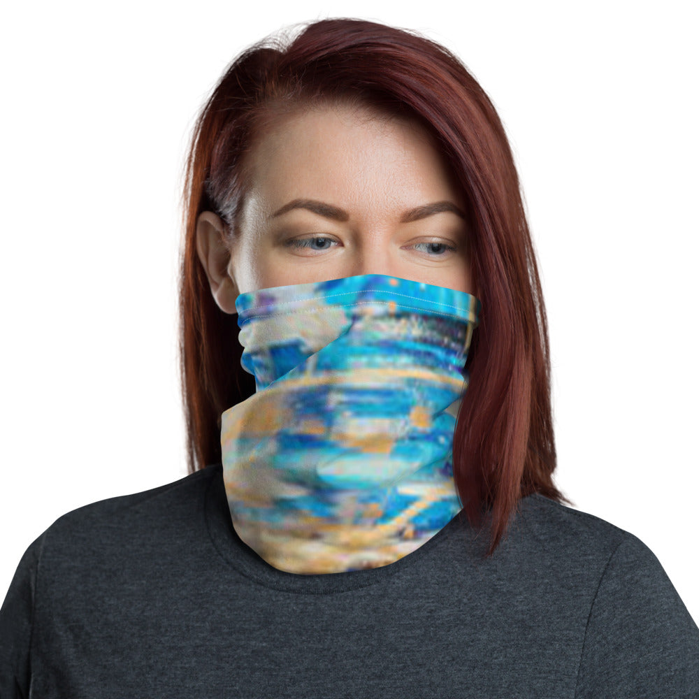 Urban Footprint Neck Gaiter