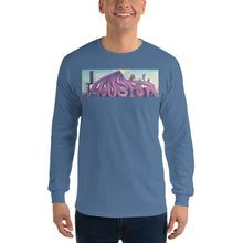 Load image into Gallery viewer, Purple Pour Long Sleeve Shirt