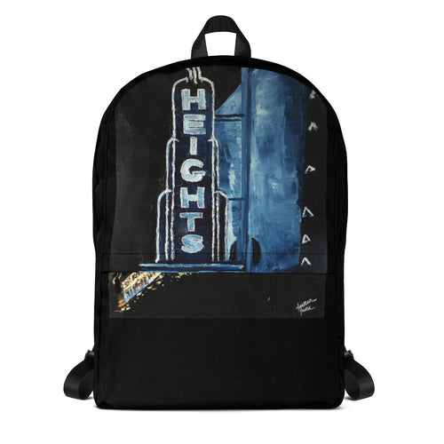 The Heights at Night Backpack